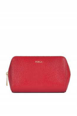 Косметичка Electra красного цвета Furla 1962169845