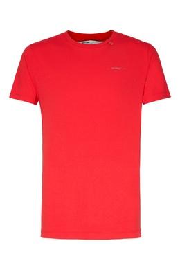 Красная футболка Off-White 2202166669