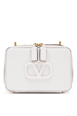 Белая сумка VSLING Valentino Garavani 210166604
