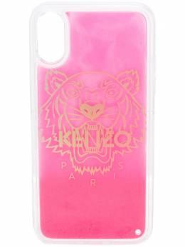Kenzo чехол Tiger для iPhone X/XS FA5COKIFXSAN