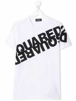 Dsquared2 Kids футболка с принтом DQ03WAD00W5