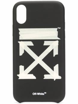 Off-White чехол для iPhone XR с принтом OMPA012R202940021048
