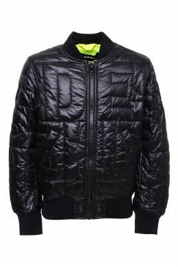 Стеганая куртка с эластичными вставками Diesel 1352173298