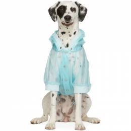 Moncler Genius Blue Poldo Dog Couture Edition Waterproof Coat 00882 - 00 - 549W1