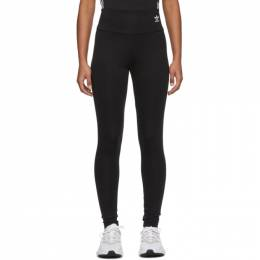 Adidas Originals Black Logo Tights FM2554