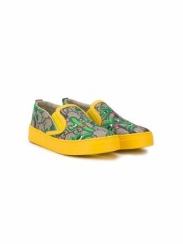 Gucci Kids слипоны Smiling Plants 580841HO510