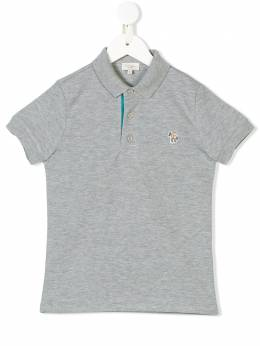 Paul Smith Junior horse embroidered polo shirt 5M11552