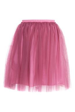 Розовая юбка-пачка на резинке Il Gufo 1205173586