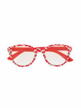 Stella McCartney Kids очки в оправе с принтом SK0006S