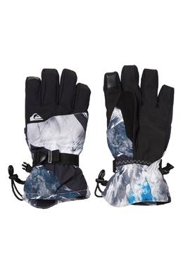 Принтованные сноубордические перчатки Mission Quiksilver 2751163851