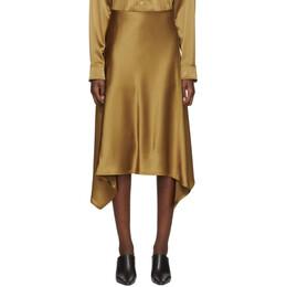 Sies Marjan Brown Darby Skirt 15KS7007-SE40180