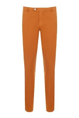 Прямые оранжевые брюки Berwich 2304175643