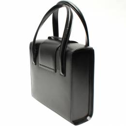 Cartier Black Leather Panthere de Cartier Bag