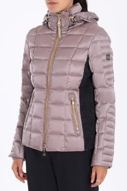 Стеганая розовая куртка Bogner 1936176272
