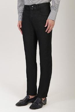 Черные зауженные джинсы Scissor Scriptor 2531176046