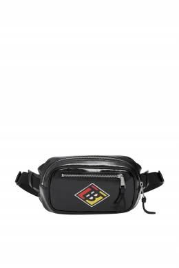 Черная поясная сумка Burberry 10169330