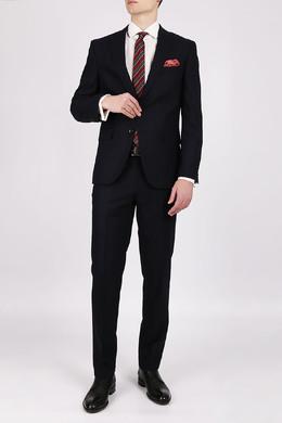 Черный костюм-двойка Hugo Boss 622177283