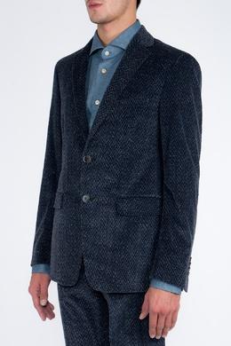 Синий костюм-двойка и велюра Etro 907178670