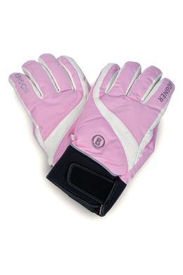 Розовые спортивные перчатки Bogner 1936179525