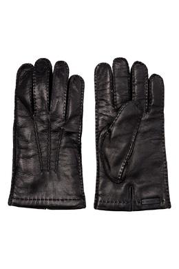 Перчатки из кожи оленя Prada 40179780