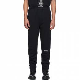 Vetements Black STAR WARS Edition Episodes Lounge Pants USW21PA024