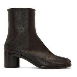 Maison Margiela Brown Tabi Boots S57WU0132 P3140