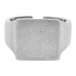 Isabel Marant Silver Father Ring 20PBG0090-20P007T