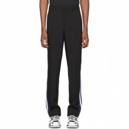 Vetements Black Tailored Tracksuit Trousers SS20PA274