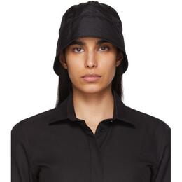 1017 Alyx 9Sm Black Browns Edition Buckle Bucket Hat AAUHA0029FA01BLK0001