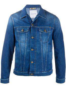 Jacob Cohen джинсовая куртка на пуговицах J8064MILITARYCOMF01372