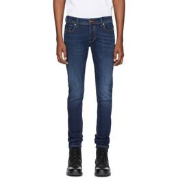 Diesel Blue Sleenker 084RI Jeans 00S7VG 084RI
