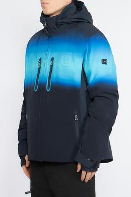 Синяя лыжная куртка Bogner 1936181751