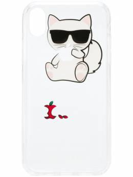 Karl Lagerfeld чехол Choupette Fun для iPhone X KL191CFA111