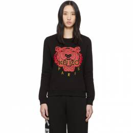Kenzo Black Limited Edition Chinese New Year Classic Tiger Sweatshirt FA52SW7054Z5.99