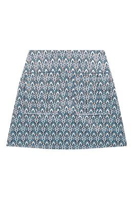 Мини-юбка с геометричным узором Maje 888182036