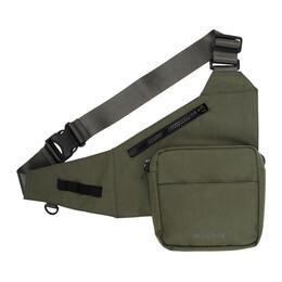 Han Kjobenhavn Green Triangle Bag A-120022
