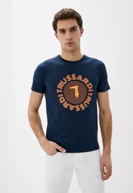 Футболка Trussardi Jeans 52t00327
