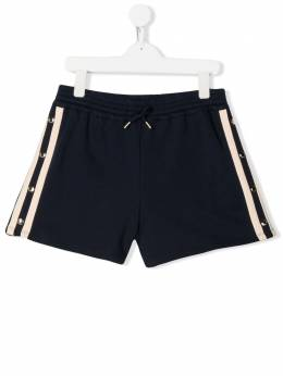 Chloe Kids шорты с лампасами C14620849