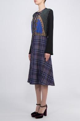 Комбинированное платье Etro 907182159
