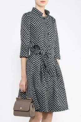 Платье с узором Carolina Herrera 1360182121