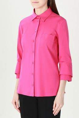 Блуза с декорированными манжетами Michael Kors 2137182615