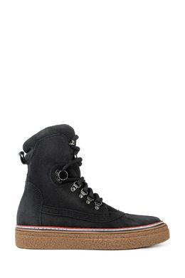 Ботинки на шнуровке Moncler 34182128