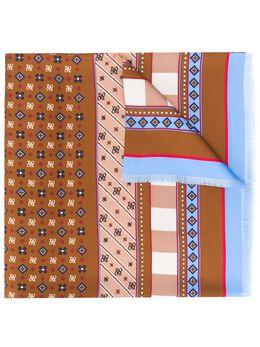 Fendi платок с логотипом FF FXT284AAM3