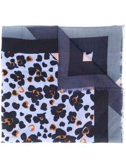 Liu Jo платок с цветочным принтом 2A0021t0300