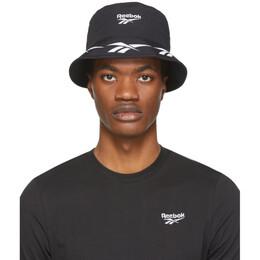 Reebok Classics Black CL Classic Bucket Hat FL5415