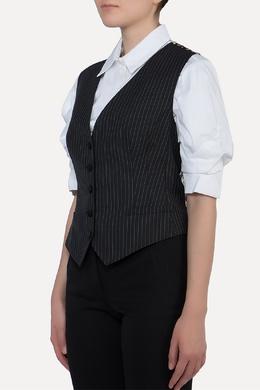 Жилет с комбинированным принтом Dolce&Gabbana 599182685