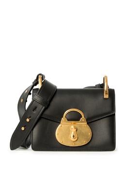 Сумка кросс-боди черного цвета Prada 40182648