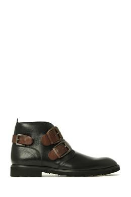 Кожаные ботинки с пряжками Dolce&Gabbana 599182672