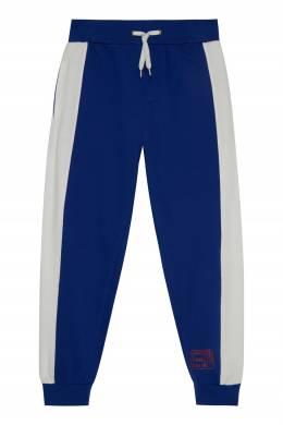 Бело-синий спортивный костюм Bikkembergs 1487183092