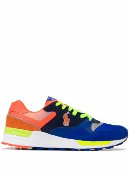 Ralph Lauren кроссовки в стиле колор-блок 809785419